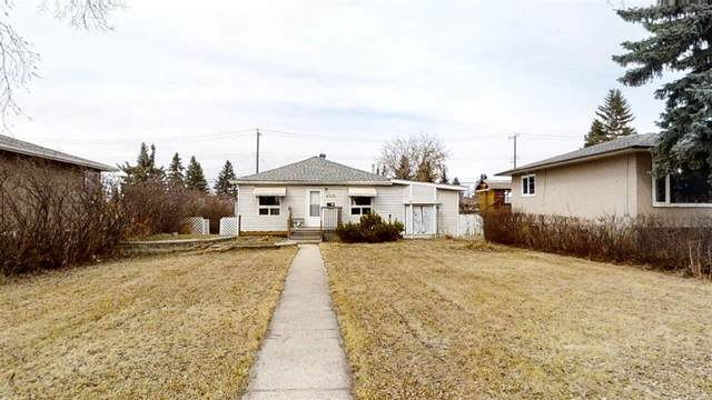 6016 101 Avenue, Edmonton, AB T6A 0G8 (#E4237620) :: Initia Real Estate