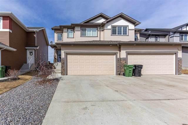 184 Reed Place, Leduc, AB T9E 0S6 (#E4237627) :: Initia Real Estate