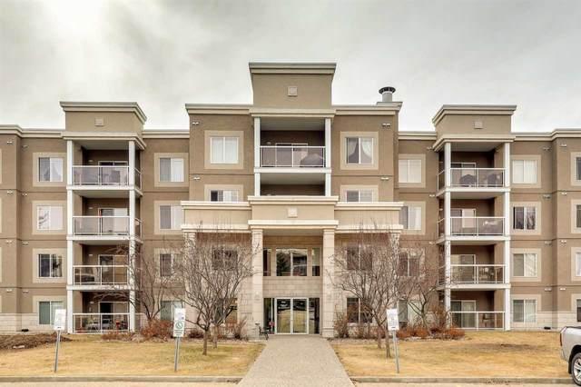 135 78B Mckenney Avenue, St. Albert, AB T8N 7E6 (#E4237632) :: Initia Real Estate
