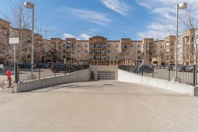 116 400 Palisades Way, Sherwood Park, AB T8H 0H4 (#E4237640) :: Initia Real Estate