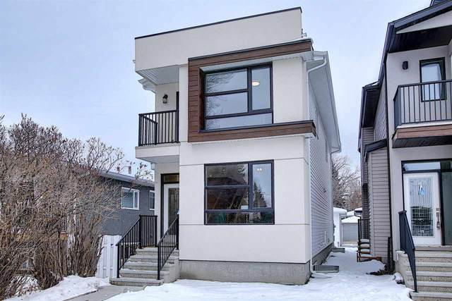 10548 62 Avenue, Edmonton, AB T6H 1M4 (#E4237643) :: Initia Real Estate