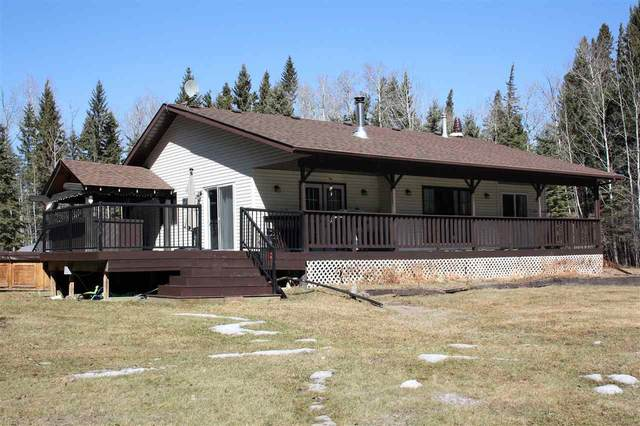 671018 Rng Rd 242.3, Rural Athabasca County, AB T9S 2B3 (#E4237645) :: Initia Real Estate