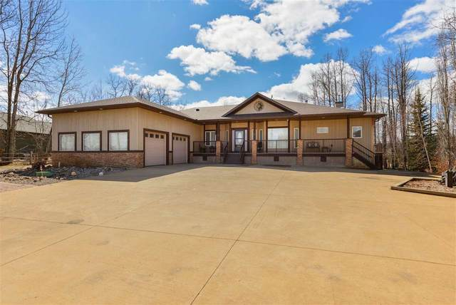 7 53305 RGE RD 273, Rural Parkland County, AB T7X 3N3 (#E4237650) :: Initia Real Estate