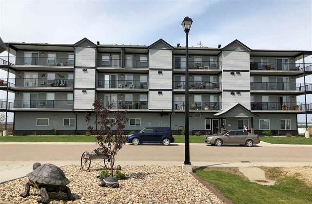 204 4002 47 St, Drayton Valley, AB T7A 0A2 (#E4237656) :: Initia Real Estate