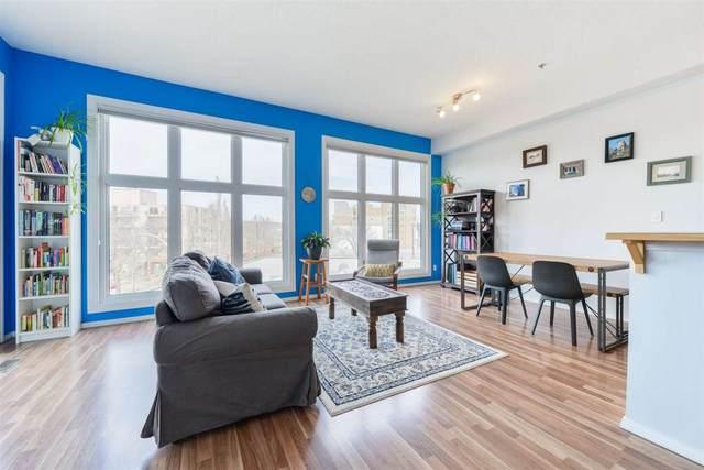 405 10147 112 Street, Edmonton, AB T5K 1M1 (#E4237677) :: The Foundry Real Estate Company