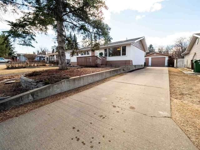 120 Grandin Road, St. Albert, AB T8N 1N9 (#E4237678) :: Initia Real Estate