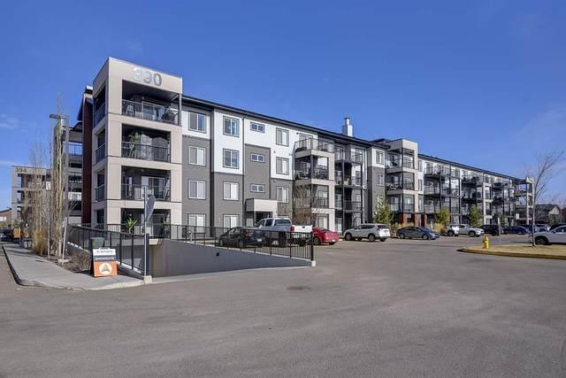 226 390 Windermere Road, Edmonton, AB T6W 2P2 (#E4237682) :: Initia Real Estate