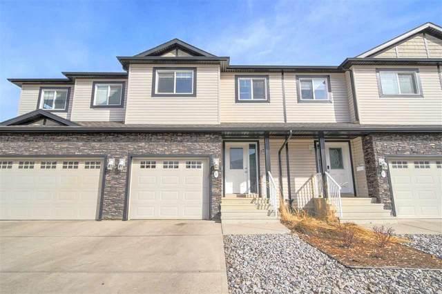 41 2005 70 Street, Edmonton, AB T6X 0T9 (#E4237697) :: Initia Real Estate