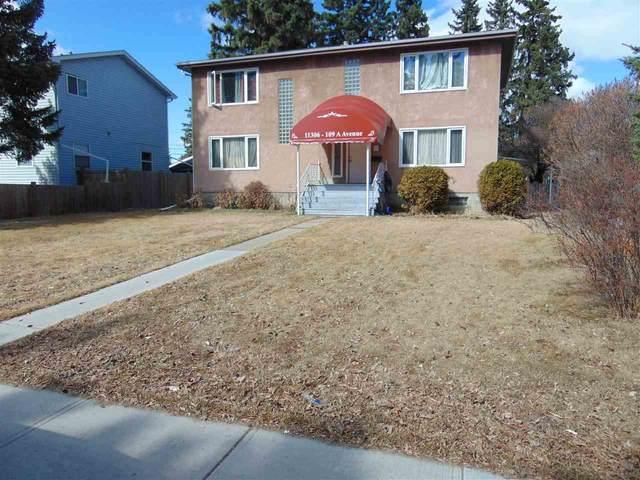 11306 109A Avenue, Edmonton, AB T5H 1G8 (#E4237710) :: RE/MAX River City