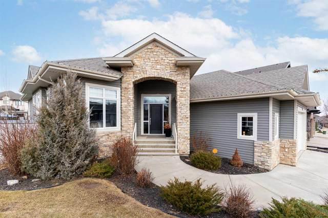 91 Lacombe Drive, St. Albert, AB T8N 3V7 (#E4237719) :: Initia Real Estate
