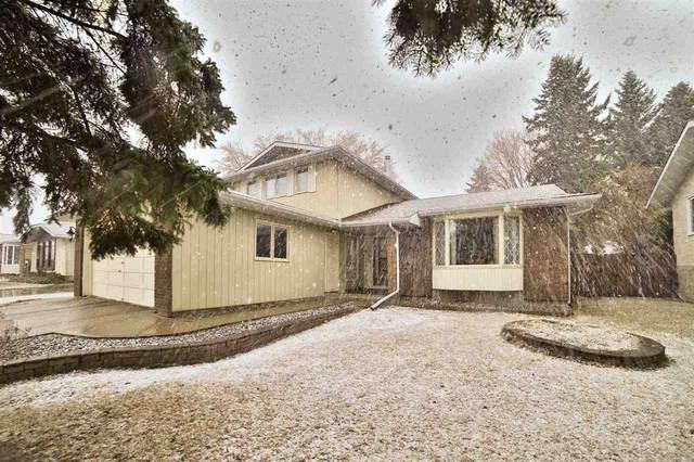 18512 86 Avenue, Edmonton, AB T5T 1J4 (#E4237742) :: Initia Real Estate
