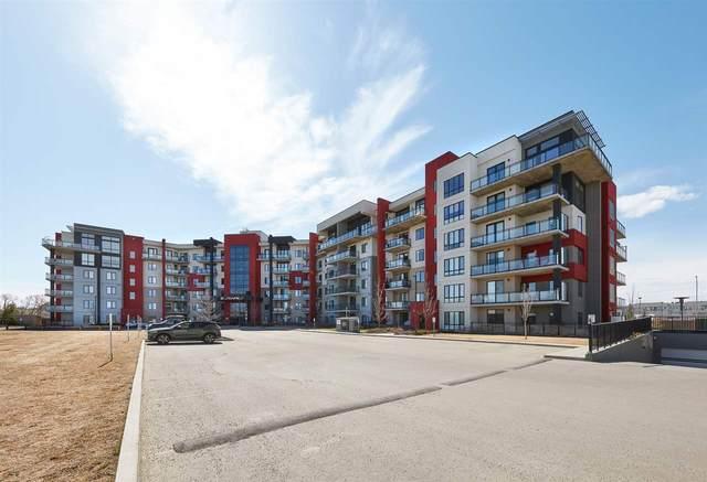 522 11080 Ellerslie Road, Edmonton, AB T6W 2C2 (#E4237760) :: Initia Real Estate