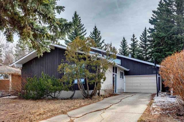 12211 42A Avenue, Edmonton, AB T6J 0X5 (#E4237761) :: Initia Real Estate