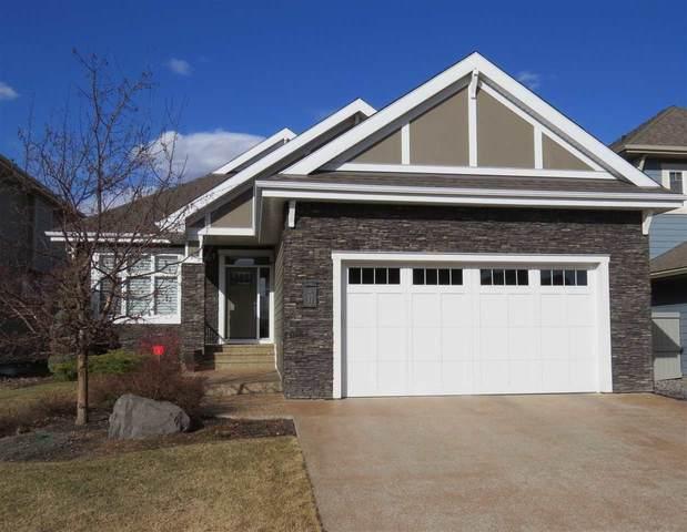 37 10550 Ellerslie Road, Edmonton, AB T6W 0Y2 (#E4237768) :: Initia Real Estate
