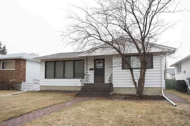 9016 88 Street, Edmonton, AB T6C 3J6 (#E4237773) :: The Good Real Estate Company