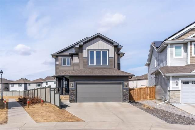 17822 5A Avenue, Edmonton, AB T6W 2L4 (#E4237774) :: Initia Real Estate