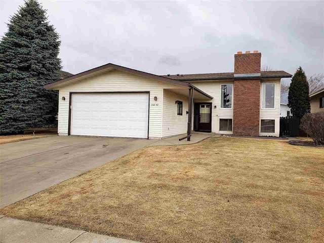 15243 88A Street, Edmonton, AB T5E 6G7 (#E4237776) :: Initia Real Estate
