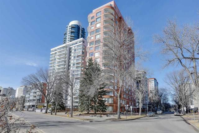 1603 10010 119 Street, Edmonton, AB T5K 1Y8 (#E4237783) :: Initia Real Estate