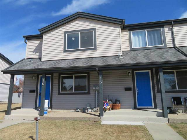 16 18010 98 Avenue, Edmonton, AB T5T 3H6 (#E4237784) :: Initia Real Estate