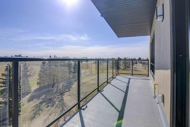306 2755 109 Street, Edmonton, AB T6J 5S4 (#E4237787) :: Initia Real Estate