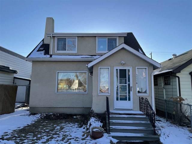 11116 95A Street, Edmonton, AB T5G 1N7 (#E4237791) :: Initia Real Estate