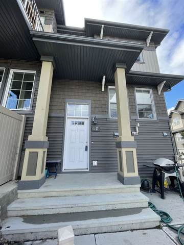17 4029 Orchards Drive, Edmonton, AB T6X 1W5 (#E4237792) :: Initia Real Estate