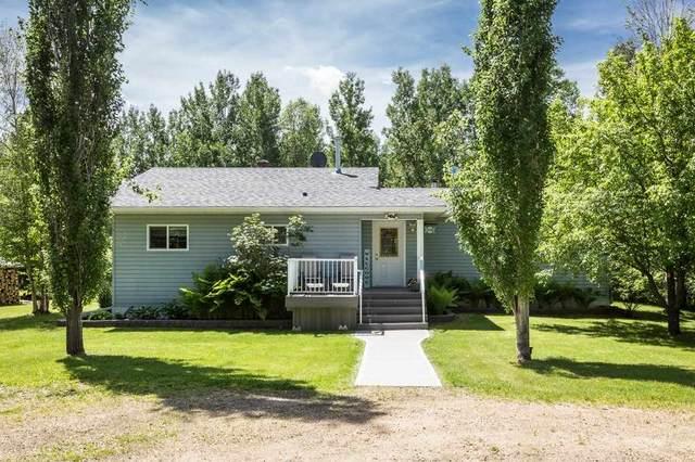 26 460002 Hwy 771, Rural Wetaskiwin County, AB T0C 2V0 (#E4237795) :: Initia Real Estate