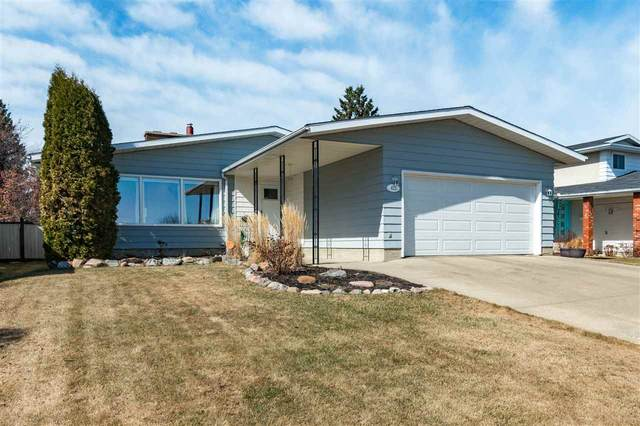 4112 110 Street, Edmonton, AB T6J 2T5 (#E4237796) :: Initia Real Estate