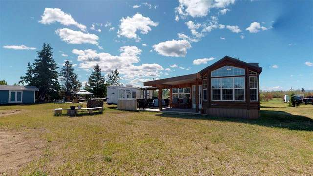 15 & 16 Old Town Road, Rural Lesser Slave River M.D., AB T0G 2A0 (#E4237808) :: The Foundry Real Estate Company