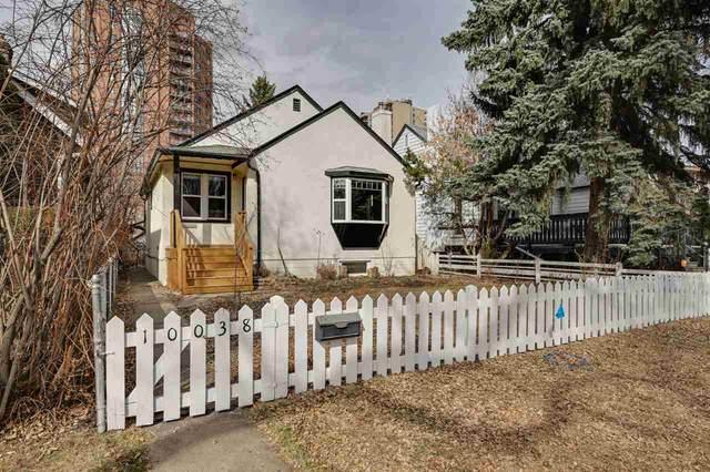 10038 88 Avenue, Edmonton, AB T6E 2R7 (#E4237834) :: The Foundry Real Estate Company