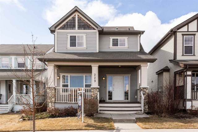 229 Mcconachie Drive, Edmonton, AB T5Y 0K9 (#E4237842) :: The Foundry Real Estate Company
