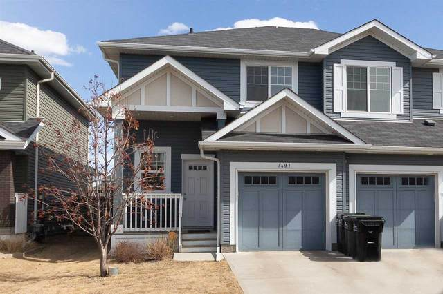 7497 Ellesmere Way, Sherwood Park, AB T8H 0P6 (#E4237845) :: Initia Real Estate