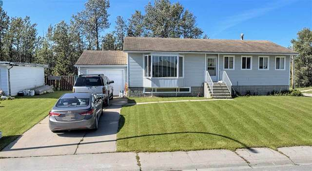 715 3 Avenue, Fox Creek, AB T0H 1P0 (#E4237864) :: Initia Real Estate