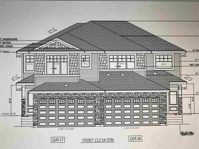 36 Peter Street, Spruce Grove, AB T7X 0R4 (#E4237873) :: Initia Real Estate