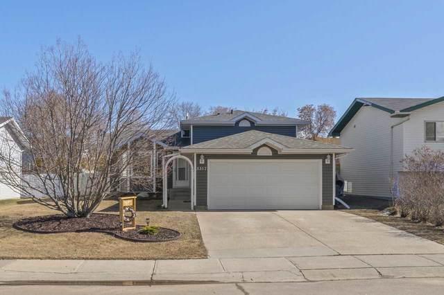 5317 44 Street, Cold Lake, AB T9M 2B4 (#E4237882) :: Initia Real Estate