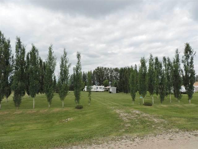 412 461032 HWY 13, Rural Wetaskiwin County, AB T0C 0T0 (#E4237910) :: Initia Real Estate