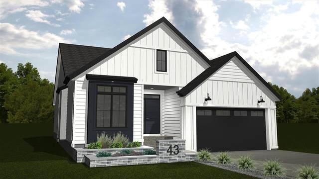 43 Fairway Drive, Edmonton, AB T6J 2C2 (#E4237922) :: Initia Real Estate