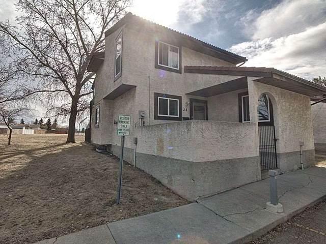24 - 17409 95 Street, Edmonton, AB T5Z 2B2 (#E4237933) :: Initia Real Estate