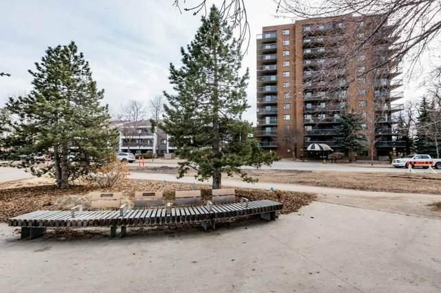 601 10545 Saskatchewan Drive, Edmonton, AB T6E 6C6 (#E4237937) :: RE/MAX River City