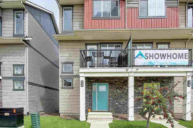 3 165 Cy Becker Boulevard, Edmonton, AB T5Y 3R4 (#E4237963) :: Initia Real Estate