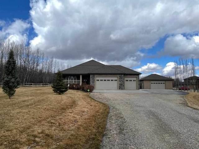 12B 49020 RR 73, Rural Brazeau County, AB T7A 1S2 (#E4237971) :: Initia Real Estate