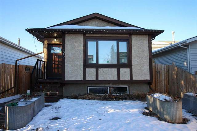 153 Kiniski Crescent, Edmonton, AB T6L 5E2 (#E4237992) :: The Foundry Real Estate Company