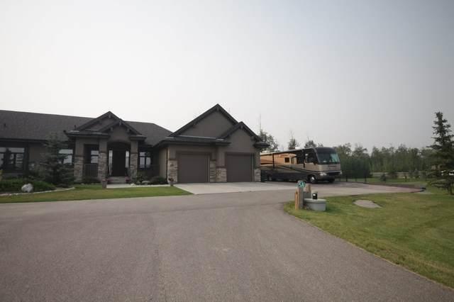 5A 53521 Range Road 272, Rural Parkland County, AB T7X 3M5 (#E4238004) :: Initia Real Estate