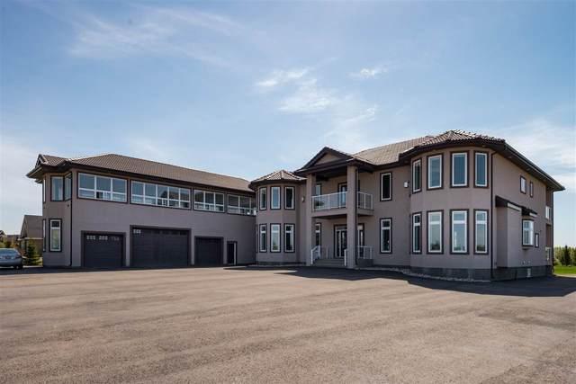 30 50565 RGE RD 245, Rural Leduc County, AB T4X 0P5 (#E4238010) :: Initia Real Estate