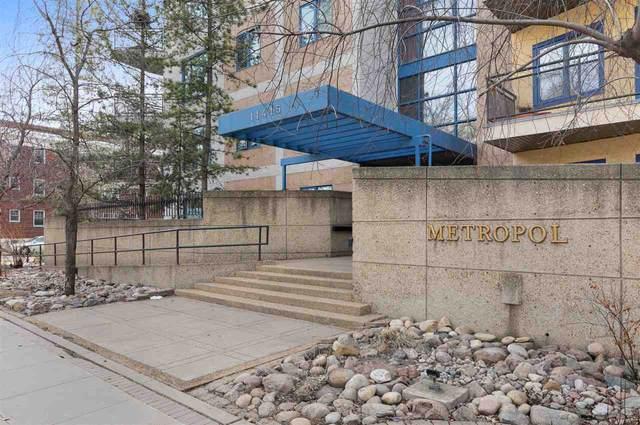203 11415 100 Avenue NW, Edmonton, AB T5K 0J5 (#E4238017) :: The Foundry Real Estate Company
