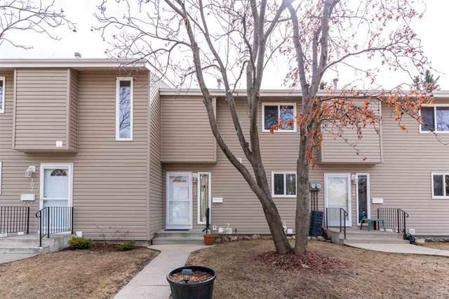 103 87 Brookwood Drive, Spruce Grove, AB T7X 1A3 (#E4238019) :: Initia Real Estate