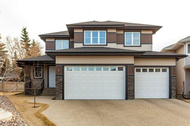 5 Galloway Street, Sherwood Park, AB T8A 4X6 (#E4238025) :: The Foundry Real Estate Company