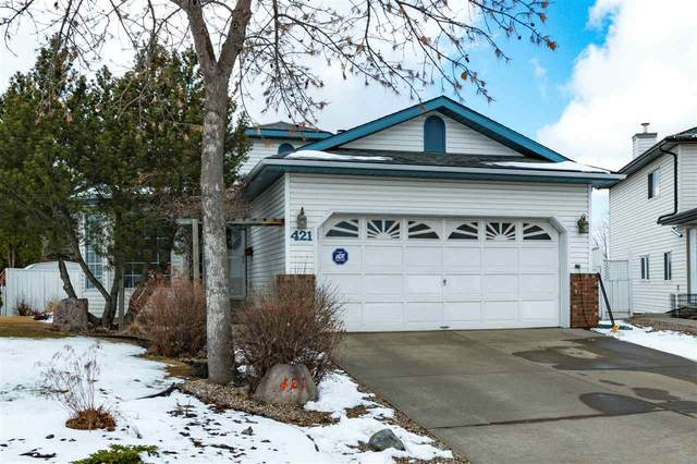 421 Davenport Place, Sherwood Park, AB T8H 1R9 (#E4238040) :: The Foundry Real Estate Company