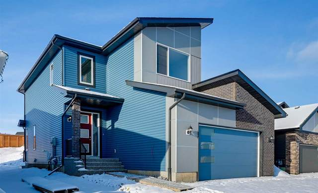89 Ratelle Circle, St. Albert, AB T8N 7T8 (#E4238049) :: The Foundry Real Estate Company