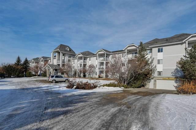 107 905 Blacklock Way, Edmonton, AB T6W 1M7 (#E4238056) :: Initia Real Estate